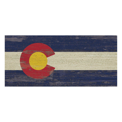 Colorado State Flag Scarf - McGovern & Company