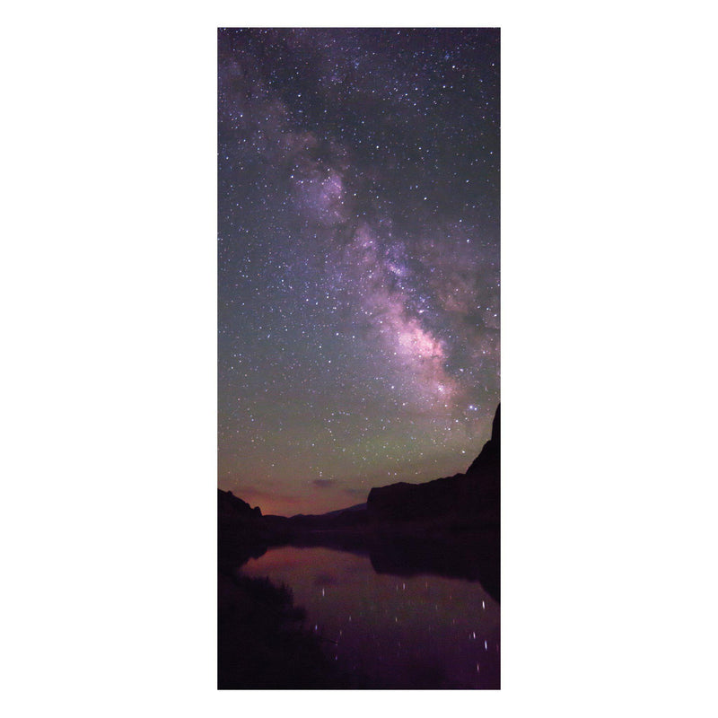 Glen Canyon National Recreation Area - Night Sky Photo Scarf