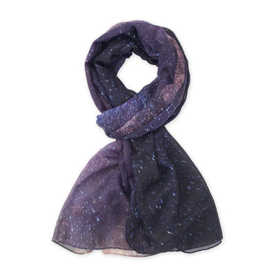 Night Sky Photo Scarf - McGovern & Company