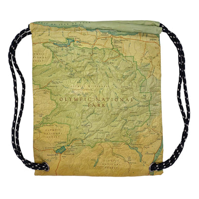 Olympic National Park Map Daypack - McGovern & Company