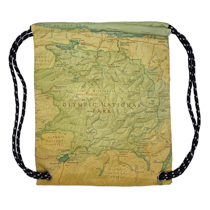 Olympic National Park Map Daypack