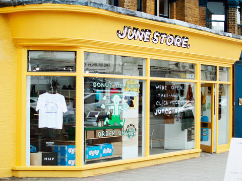June Store Leigh on Sea