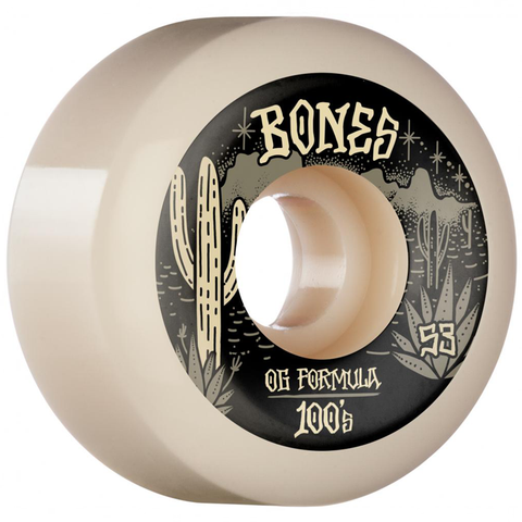 Bones Wheels - Desert West V5 100A - Various Sizes