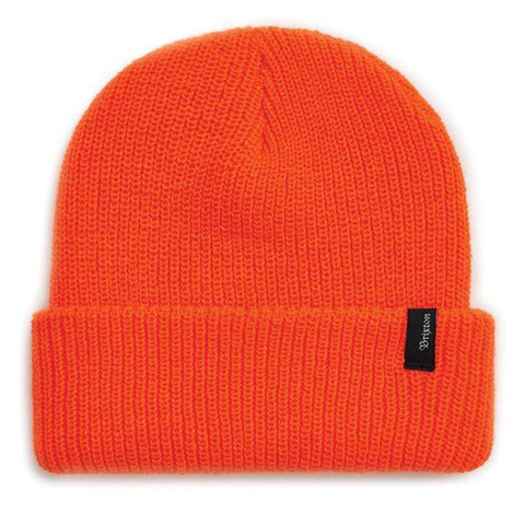brixton-heist-beanie-blaze-orange