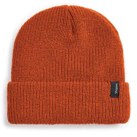 brixton-heist-beanie-burnt-orange