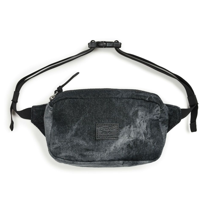 brixton-stewart-hip-pack-black-acid-wash