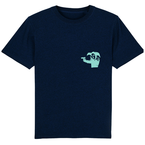 clown-skateboards-daily-operations-tee-navy-green-front