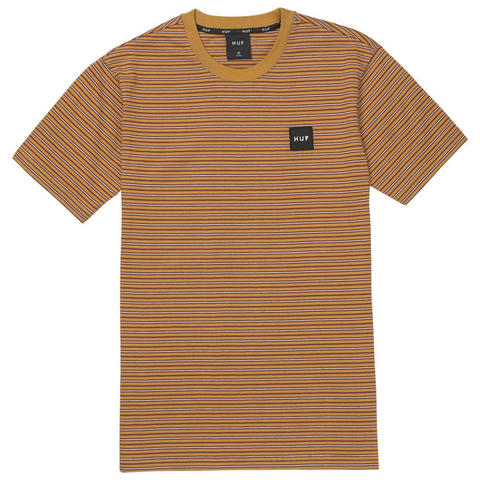Huf - Dazed S/S Knit Shirt - Sauterne
