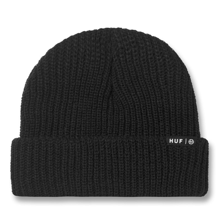 huf-essential-usual-beanie-black
