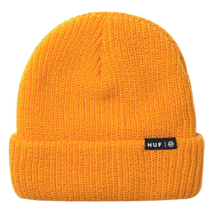 huf-essential-usual-beanie-electric-orange