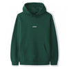 June - PUFF! Mens Hood - Green, White