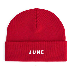 june-puff-logo-beanie-red-white