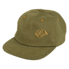 Pass~Port - Banner - 6 Panel Hat - Olive
