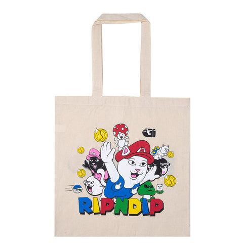 Rip N Dip - Nermio Tote Bag - Natural