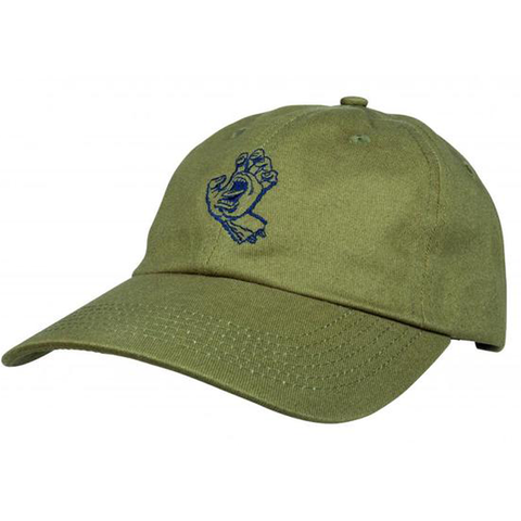 santa-cruz-outline-hand-cap-olive