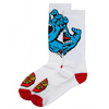 santa-cruz-screaming-hand-sock-white