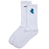santa-cruz-screaming-mini-hand-sock-white
