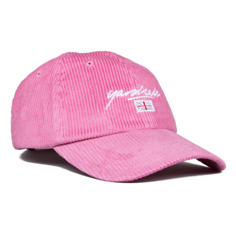 yardsale-commonwealth-cap-pink-cord