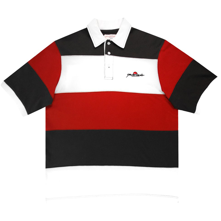 yardsale-gardena-polo-red-white-charcoal