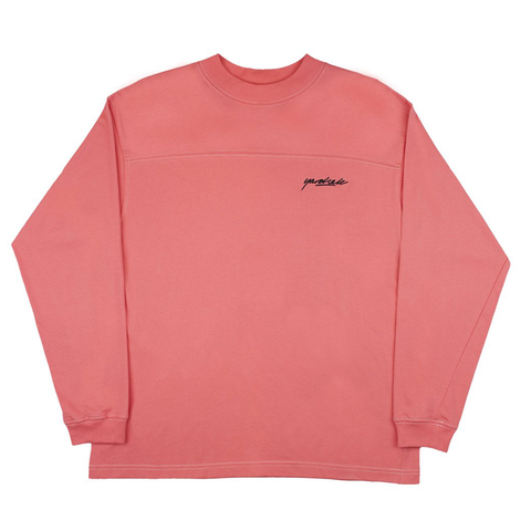 yardsale-script-polo-mens-l-s-tee-pink