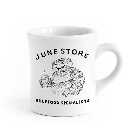 June Store - Hole Food Specialist - Mug