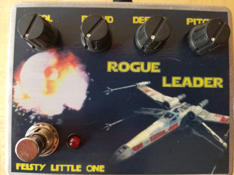 Feisty Little One Rogue Leader Pitch Shifting Fuzz Pedal