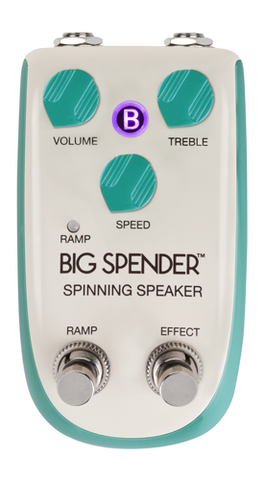 Danelectro Billionaire Big Spender Spinning Speaker Pedal