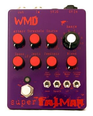WMD Devices Super FatMan Envelope Filter Pedal