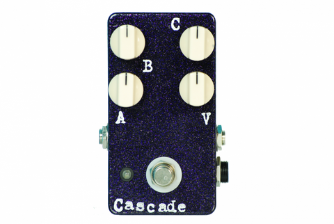 Coldcraft Effects CASCADE Dual Overdrive Pedal
