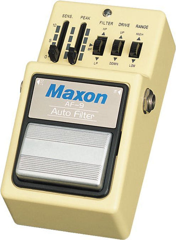 Maxon 9 Series AF-9 Auto Filter Pedal