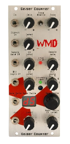 WMD Devices Geiger Counter Eurorack Edition