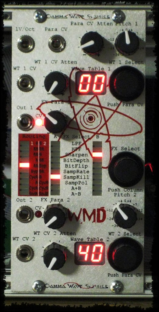 WMD Devices Gamma Wave Source Eurorack