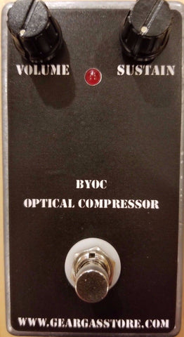 BYOC Optical Compressor New ASSEMBLED