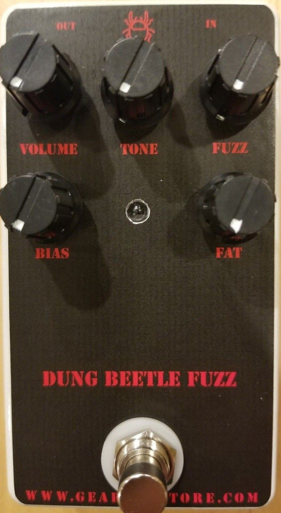 Geargas Custom Shop Dung Beetle Fuzz