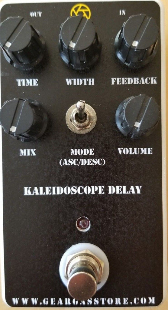 Geargas Custom Shop Kaleidoscope Delay