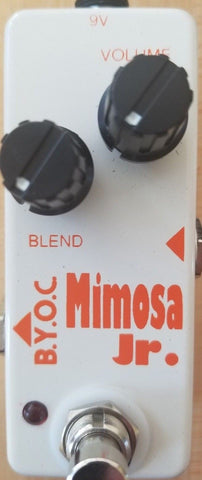 BYOC Mimosa Jr Compressor Pedal New ASSEMBLED