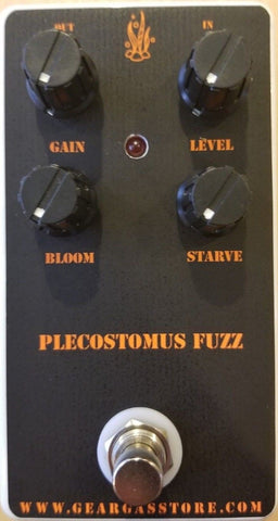 Geargas Custom Shop Plecostomus Fuzz