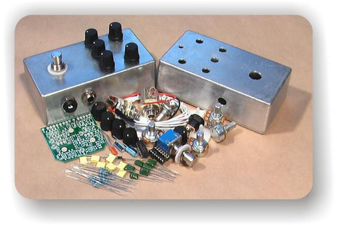BYOC The Shredder Pedal Kit