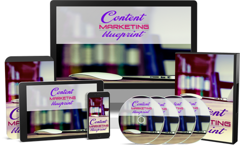 Content Marketing Blueprint Video Course