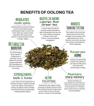 Why Drink Oolong Tea?