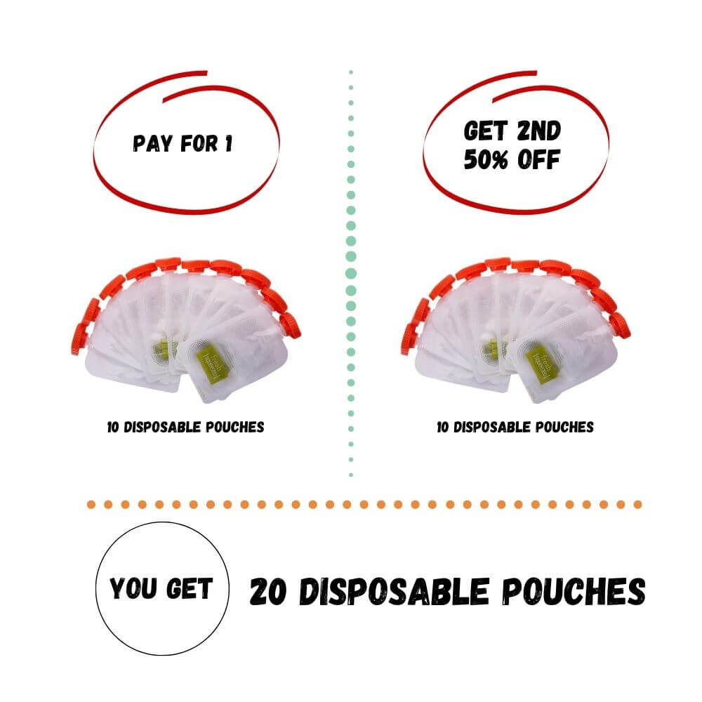 EZ Purée™ Disposable Pouches