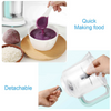 EZ Steamer Food Processor
