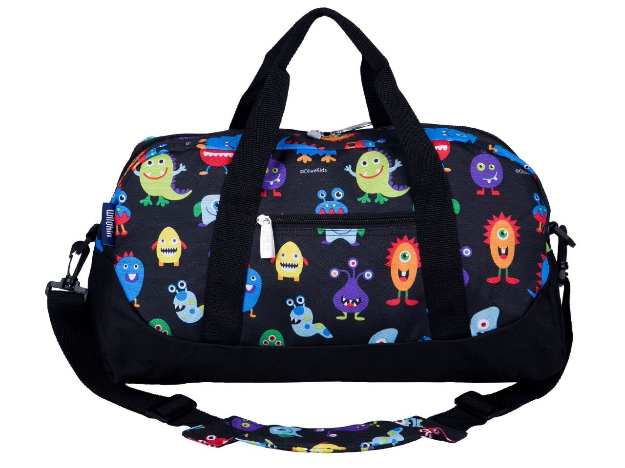 Colorful Monster - Kids Duffel Bag