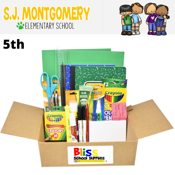 S. J. Montgomery Elementary - Fifth Grade