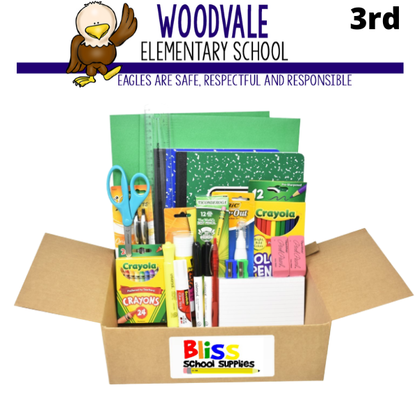 Woodvale Elementary - Third Grade