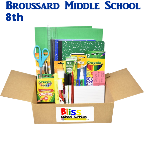 Broussard Middle School - Eighth Grade