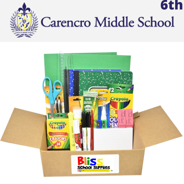 Carencro Middle School - Sixth Grade
