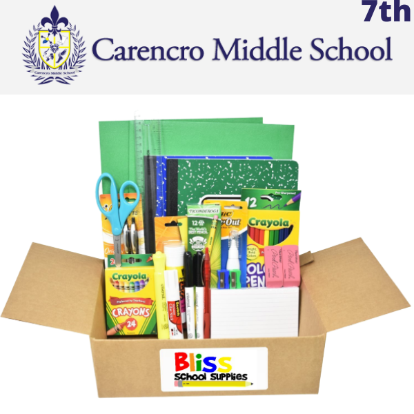 Carencro Middle School - Seventh Grade
