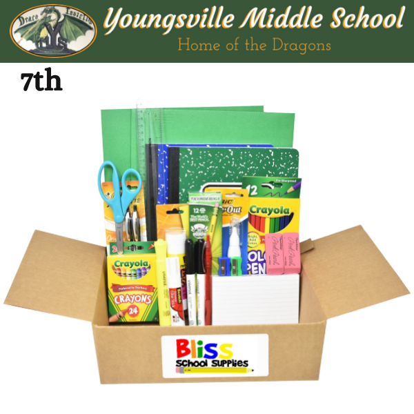 Youngsville Middle School - Seventh Grade