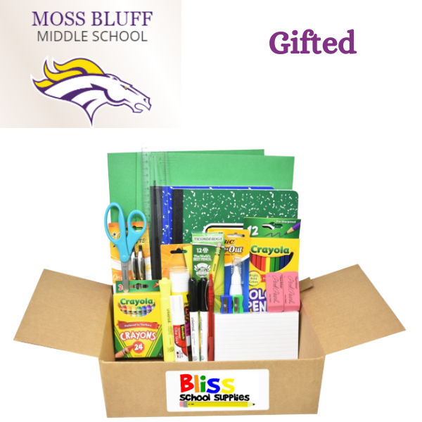 Moss Bluff Middle School - Gifted